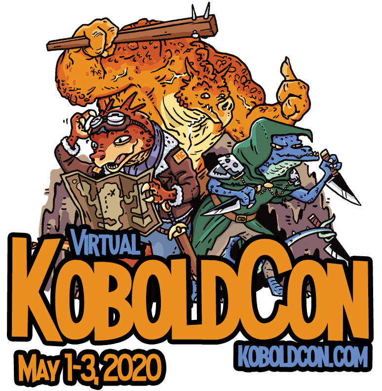 Virtual Kobold Con 2020 DDHC-TYP The Sunless Citadel 05/01/20-05/03/20