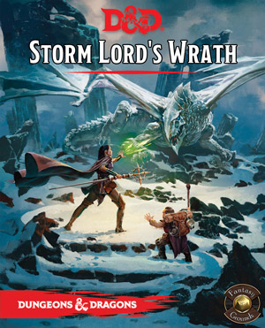 Review: Storm Lord's Wrath on Fantasy Grounds Classic